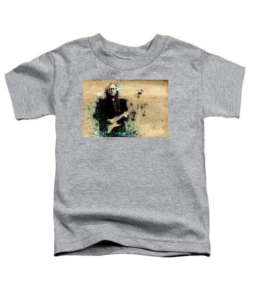 Tears In Heaven Toddler T-Shirt by Bekim Art