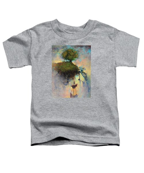The Hiding Place Toddler T-Shirt by Joshua Smith
