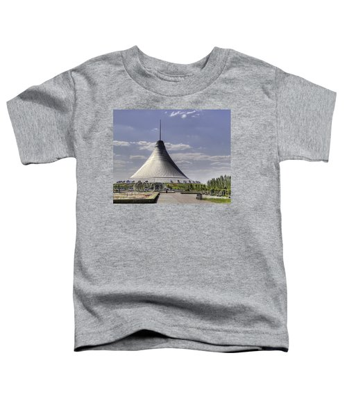 The Tent Toddler T-Shirt by Emily Kay