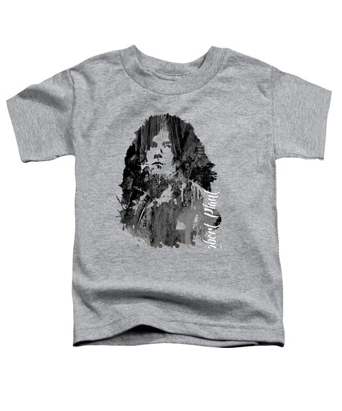Robert Plant Collection Toddler T-Shirt by Marvin Blaine