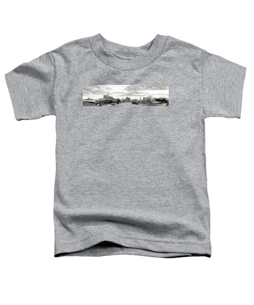 1926 Miami Hurricane  Toddler T-Shirt by Jon Neidert