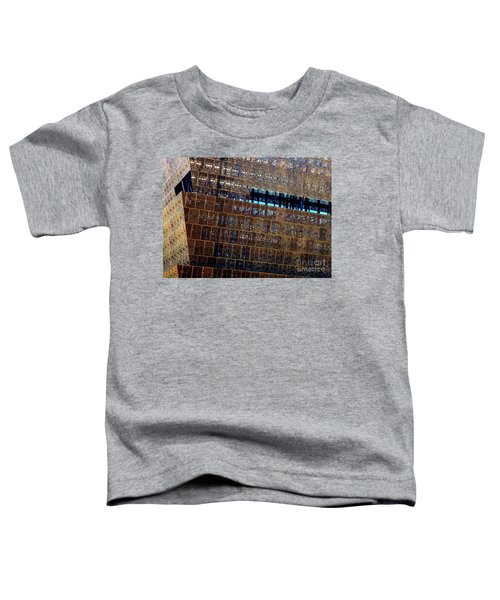 African American History And Culture 3 Toddler T-Shirt by Randall Weidner