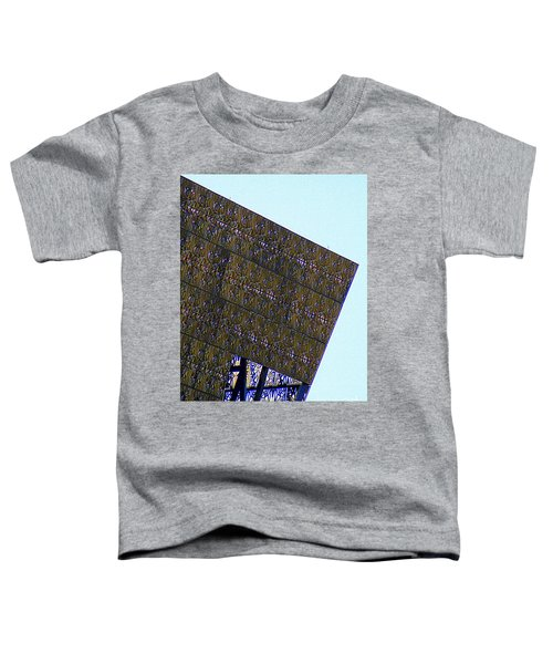 African American History And Culture 4 Toddler T-Shirt by Randall Weidner