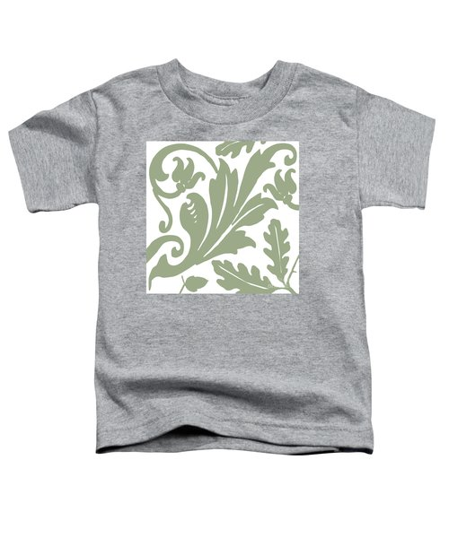 Arielle Olive Toddler T-Shirt by Mindy Sommers