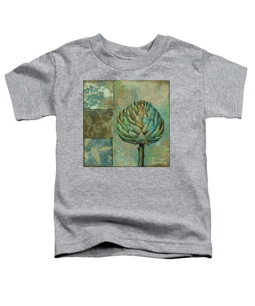 Artichoke Margaux Toddler T-Shirt by Mindy Sommers