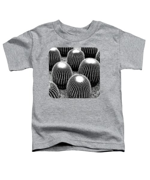 Cacti Toddler T-Shirt by Ethna Gillespie