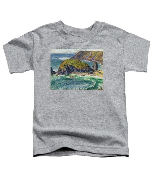 Asparagus Island Toddler T-Shirt by William Holman Hunt