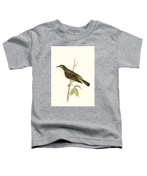 Bonelli's Warbler Toddler T-Shirt by English School
