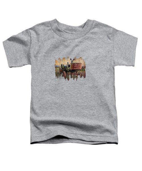Buffalo Pitts Toddler T-Shirt by Thom Zehrfeld