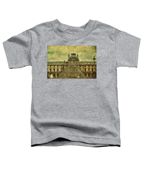 Classic Contradiction Toddler T-Shirt by Andrew Paranavitana