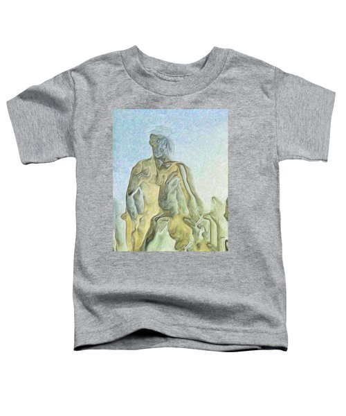 Cyclops Toddler T-Shirt by Joaquin Abella