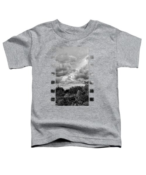 Desert In Clouds V15 Toddler T-Shirt by Mark Myhaver
