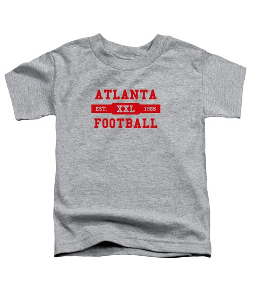 Falcons Retro Shirt Toddler T-Shirt by Joe Hamilton