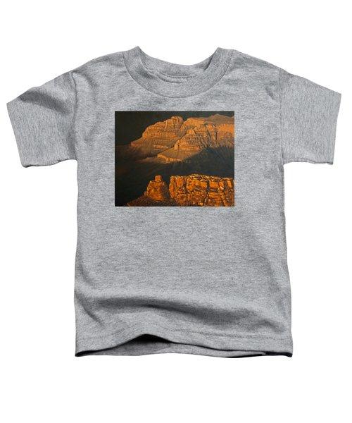 Grand Canyon Meditation Toddler T-Shirt by Jim Thomas
