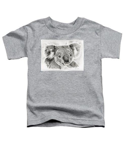 Koala Newport Bridge Gloria Toddler T-Shirt by Remrov