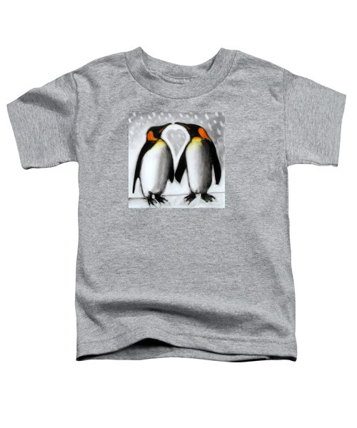 Love Toddler T-Shirt by Paul Powis