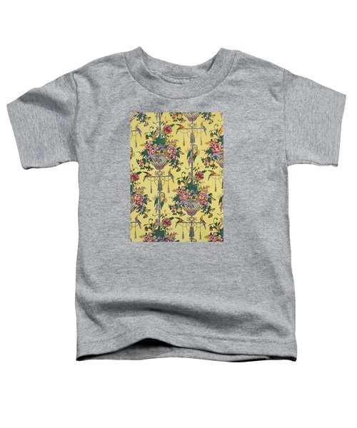 Melbury Hall Toddler T-Shirt by Harry Wearne