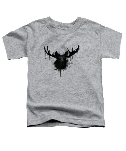 Moose Toddler T-Shirt by Nicklas Gustafsson