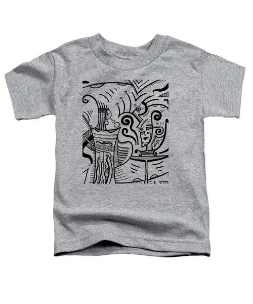 Mystical Powers Toddler T-Shirt by Sotuland Art