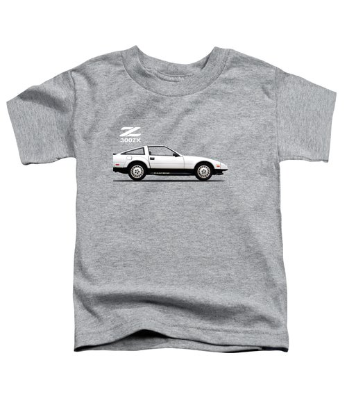 Nissan 300zx 1984 Toddler T-Shirt by Mark Rogan