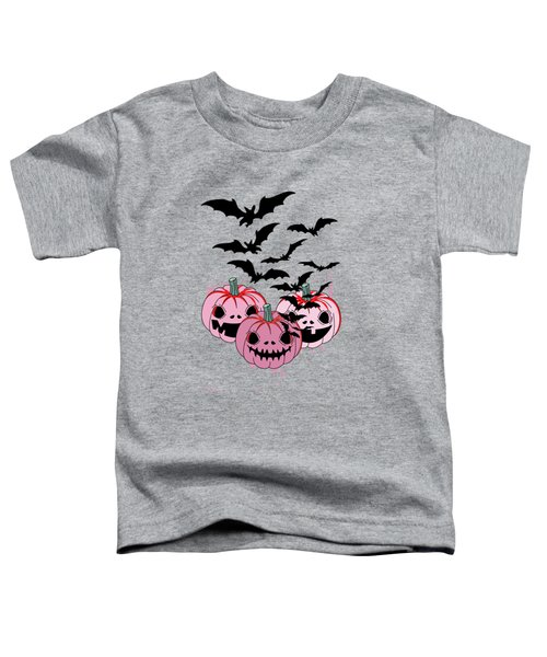 Pumpkin  Toddler T-Shirt by Mark Ashkenazi
