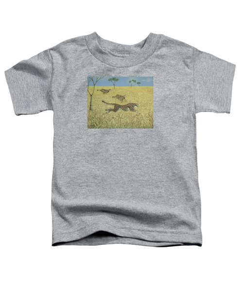 Sheer Speed Toddler T-Shirt by Pat Scott