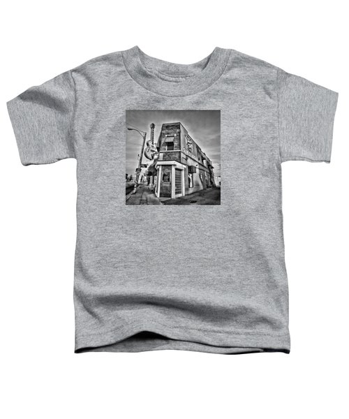 Sun Studio - Memphis #2 Toddler T-Shirt by Stephen Stookey
