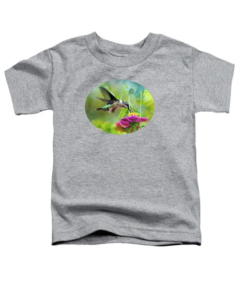 Sweet Success Toddler T-Shirt by Christina Rollo