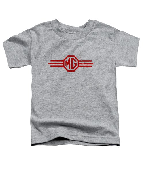 The Mg Sign Toddler T-Shirt by Mark Rogan