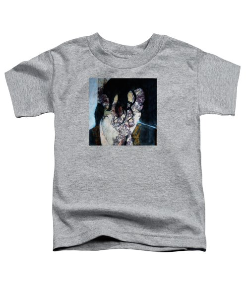 The Way You Make Me Feel Toddler T-Shirt by Paul Lovering