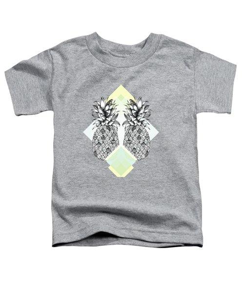 Tropical Toddler T-Shirt by Barlena Illustrations