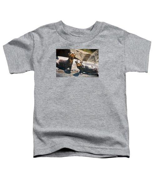 Twins Toddler T-Shirt by Jamie Pham