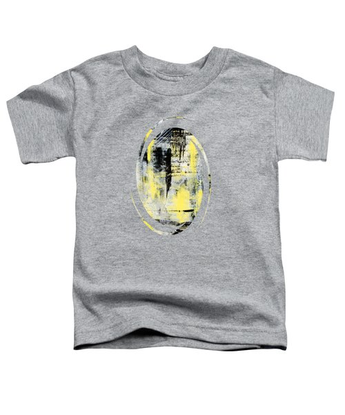 Urban Abstract Toddler T-Shirt by Christina Rollo