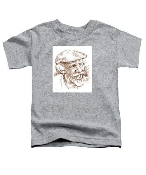Victor Boa Toddler T-Shirt by Greg Joens