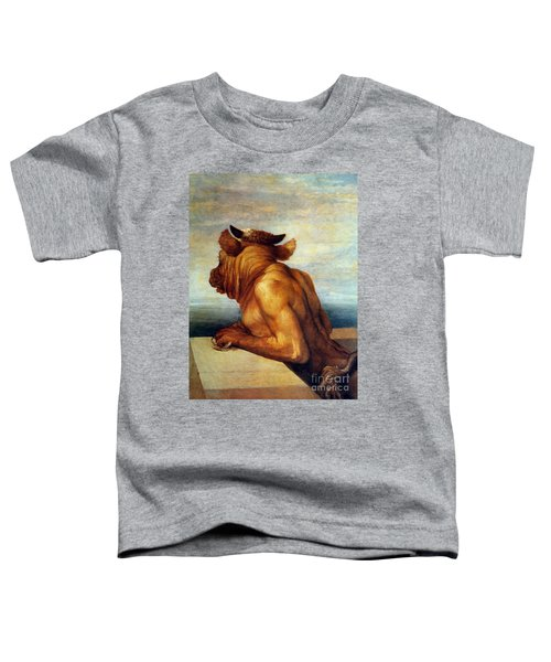 Watts: The Minotaur Toddler T-Shirt by Granger