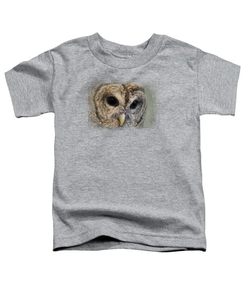 Who Loves Ya Baby? Toddler T-Shirt by Jai Johnson