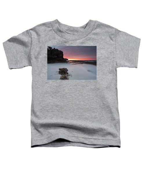 Window On Dawn Toddler T-Shirt by Mike  Dawson