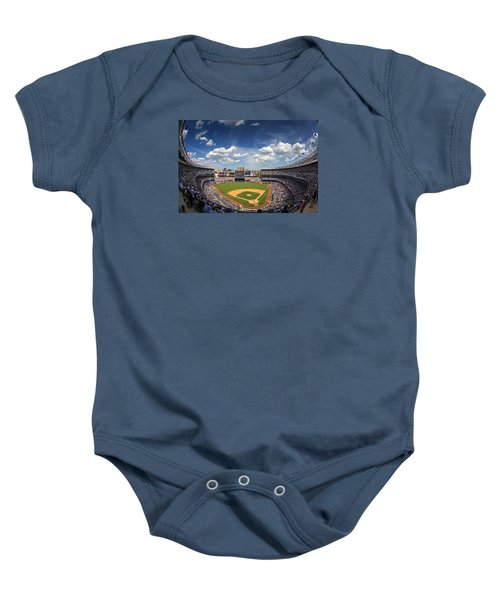 The Stadium Baby Onesie by Rick Berk