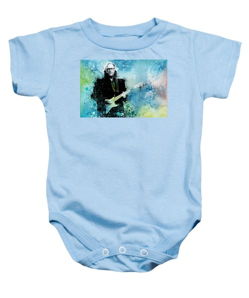 Tears In Heaven 3 Baby Onesie by Bekim Art