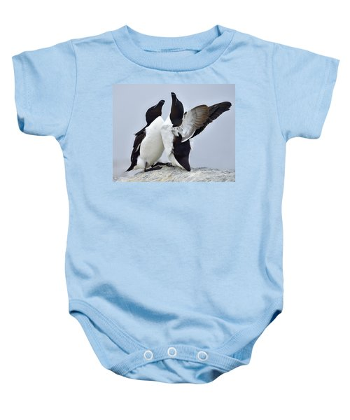 This Much Baby Onesie by Tony Beck