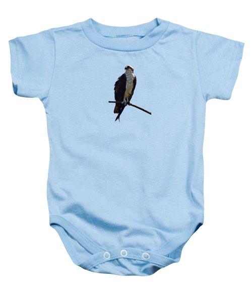 Osprey Baby Onesie by Deborah Good