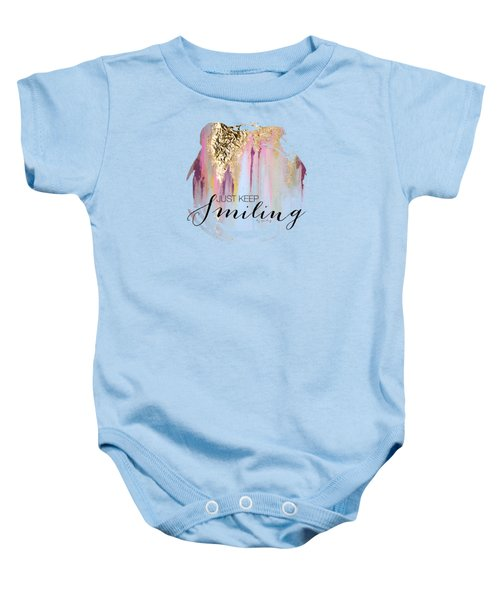Makayla Baby Onesie by Liz Sparling