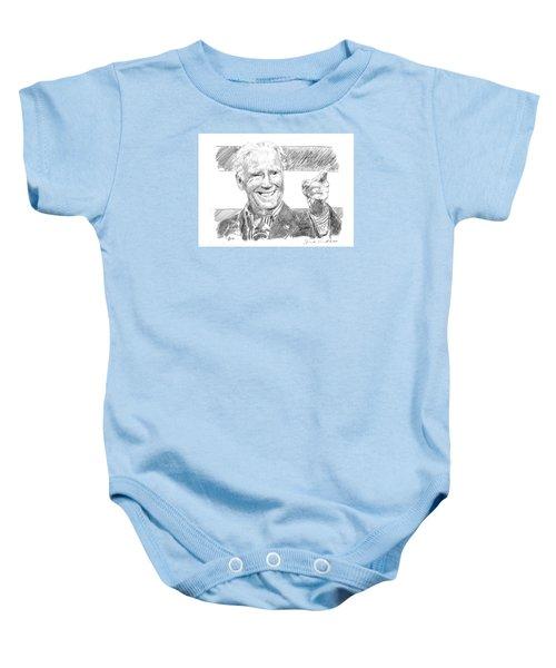 Joe Biden Baby Onesie by Shawn Vincelette