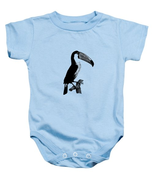 The Toucan Baby Onesie by Mark Rogan