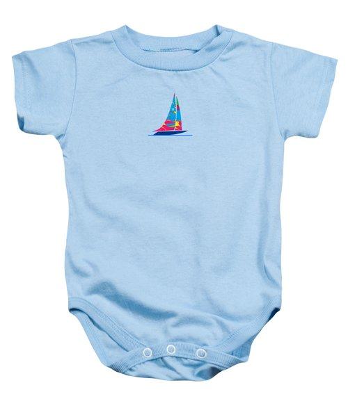 Yacht Luxury   Nautical   Beach Baby Onesie by Johannes Murat
