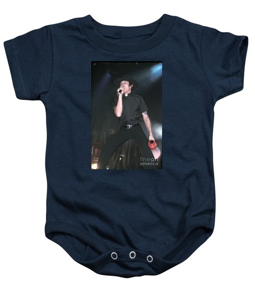 Stone Temple Pilots Baby Onesie by Concert Photos