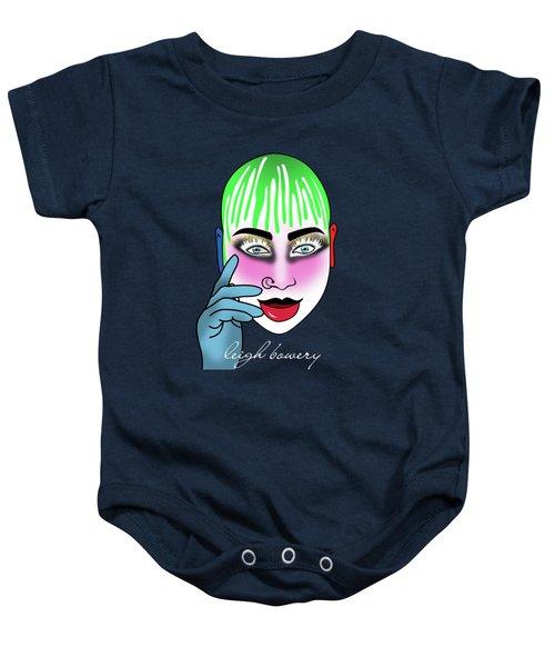 Leigh Bowery  Baby Onesie by Mark Ashkenazi