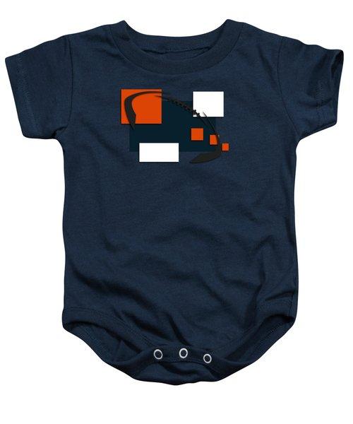 Bears Abstract Shirt Baby Onesie by Joe Hamilton