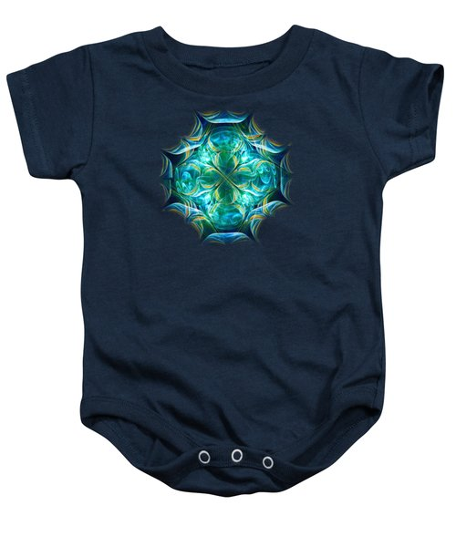 Magic Mark Baby Onesie by Anastasiya Malakhova