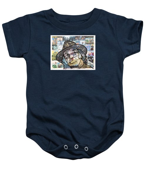 Monsanto Fears Baby Onesie by Steven Hart
